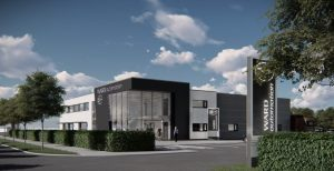 Work Starts on Ward Automations New State of the Art Manufacturing Facility