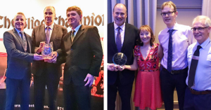 Two Cluster Members Win Awards at the 2018 Sligo Business Awards