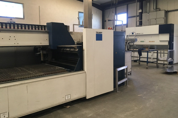 Pharmaceutical Stainless Supplies facility equipment