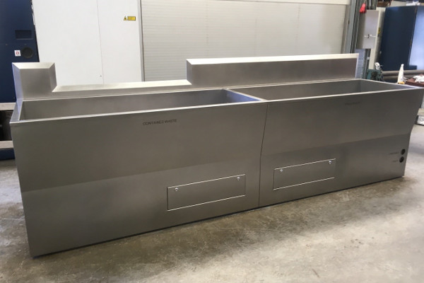 Pharmaceutical Stainless Supplies unit