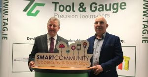 Cluster Member Visited by Minister after Launching the Smart Community Initiative