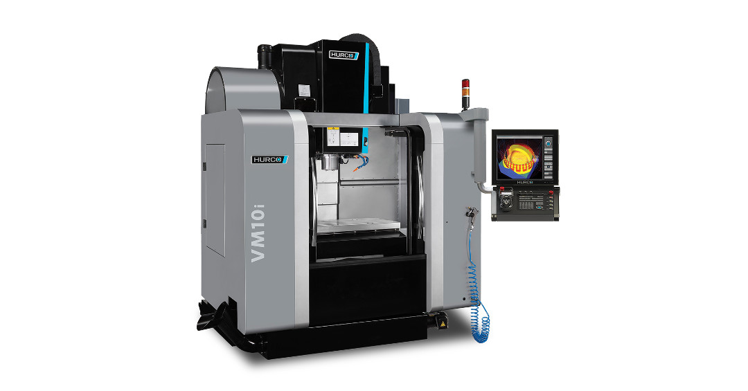 Verus takes delivery of new Hurco CNC milling machine centre