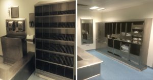 11 Furniture Design Tips for Cleanroom Gowning Areas