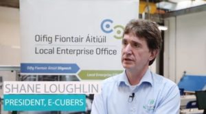 Video: Find Out More About E-Cubers, an Initiative Supported by Cluster Member SL Controls