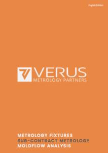 Verus Metrology brochure cover