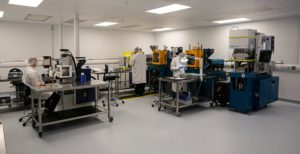 Arrotek Opens New Cleanroom Production Facilities