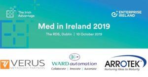 Atlantic MedTech Cluster Members Exhibiting at Med in Ireland Next Week