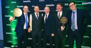 SL Controls Named as One of the Fastest Growing Tech Companies in Ireland at Awards Ceremony on Friday