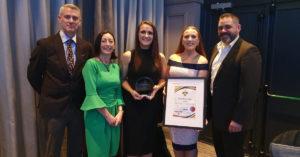 Verus Metrology Win Best Technology Company of the Year at the Sligo Business Awards 2019
